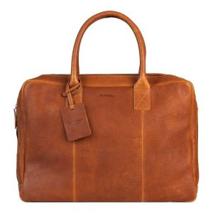 649627997d4 Burkely Antique Avery Worker Cognac 15.6 inch