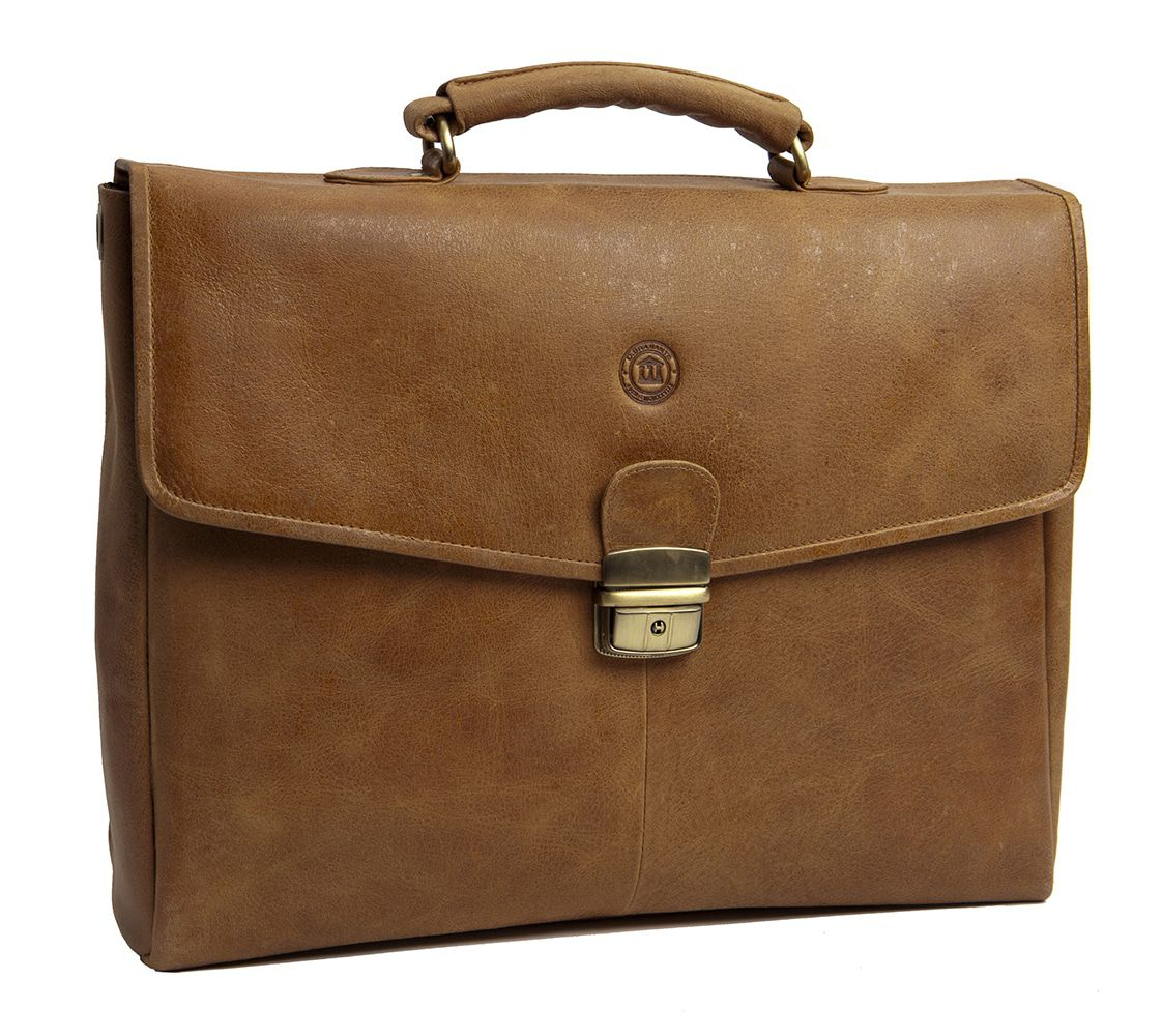 4eb011b6d2c Laptoptas dbramante1928 Frederiksborg Briefcase Tan 14 inch ...
