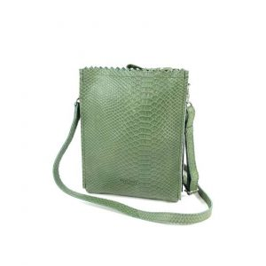 07d12fca5d6 MY PAPER BAG BAGGY MEDIUM – ANACONDA SEA GREEN