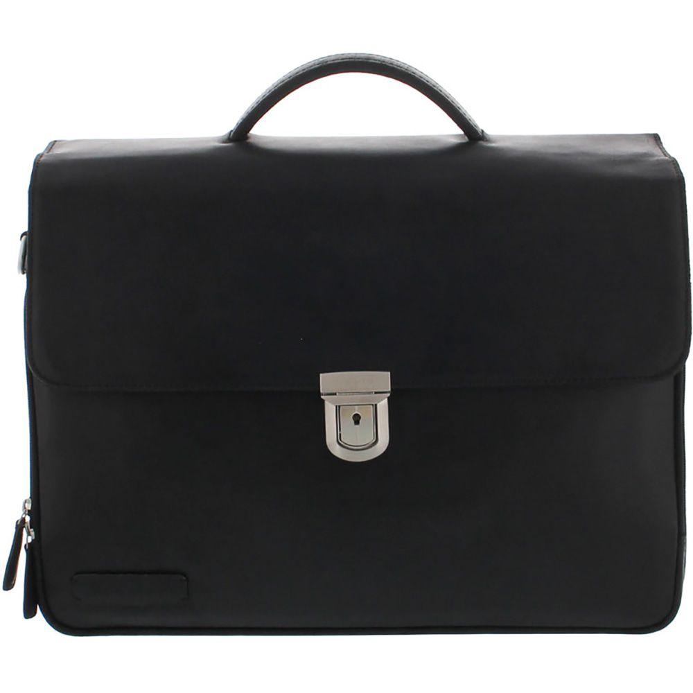 83cd7214b90 Laptoptas Plevier Leren Heren Laptoptas 15.6 inch 3-Vaks Urban 33 ...